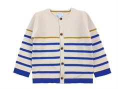 Noa Noa Miniature cardigan strik whitecap